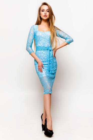 Платье Олси