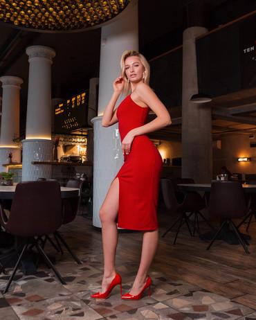 Платье Ромио